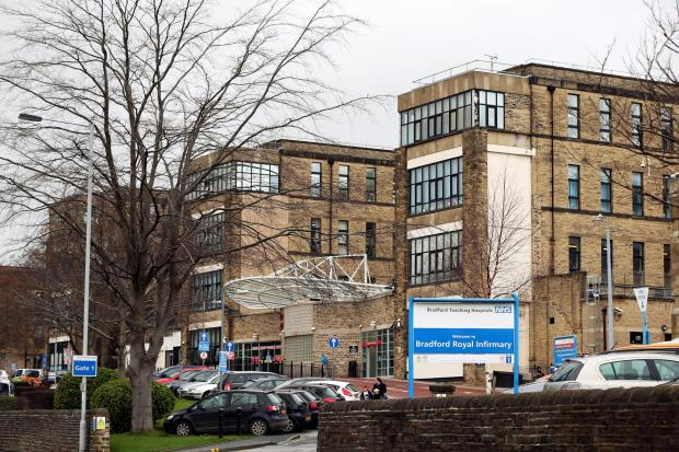 Arrest made after dramatic 'firearms' report at Bradford Royal Infirmary