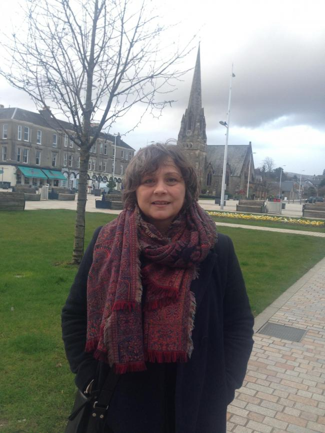 Lorna Douglas will be the SNP's candidate in Helensburgh Central