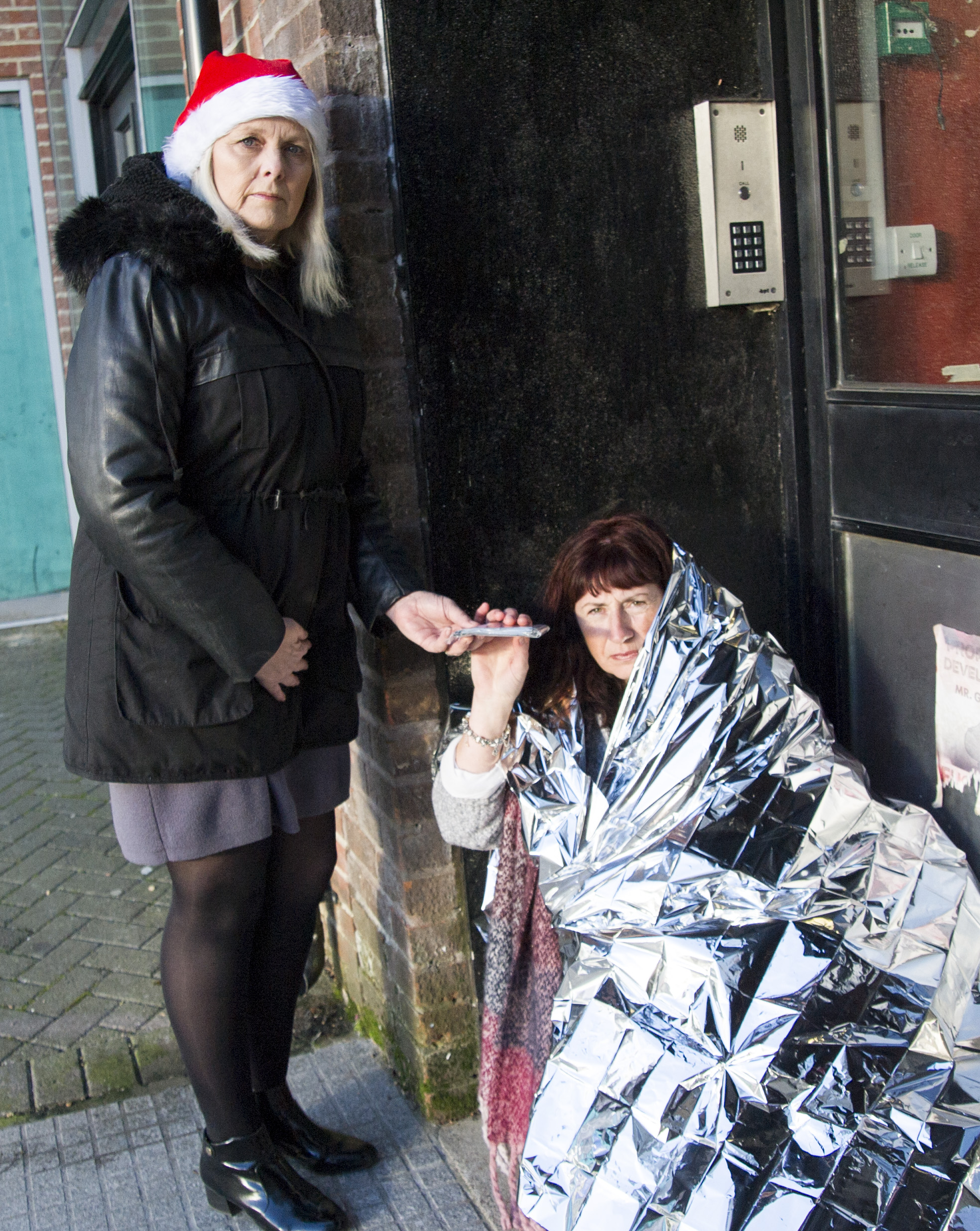 Many initiatives have been launched to help the homeless and others in need at Christmas