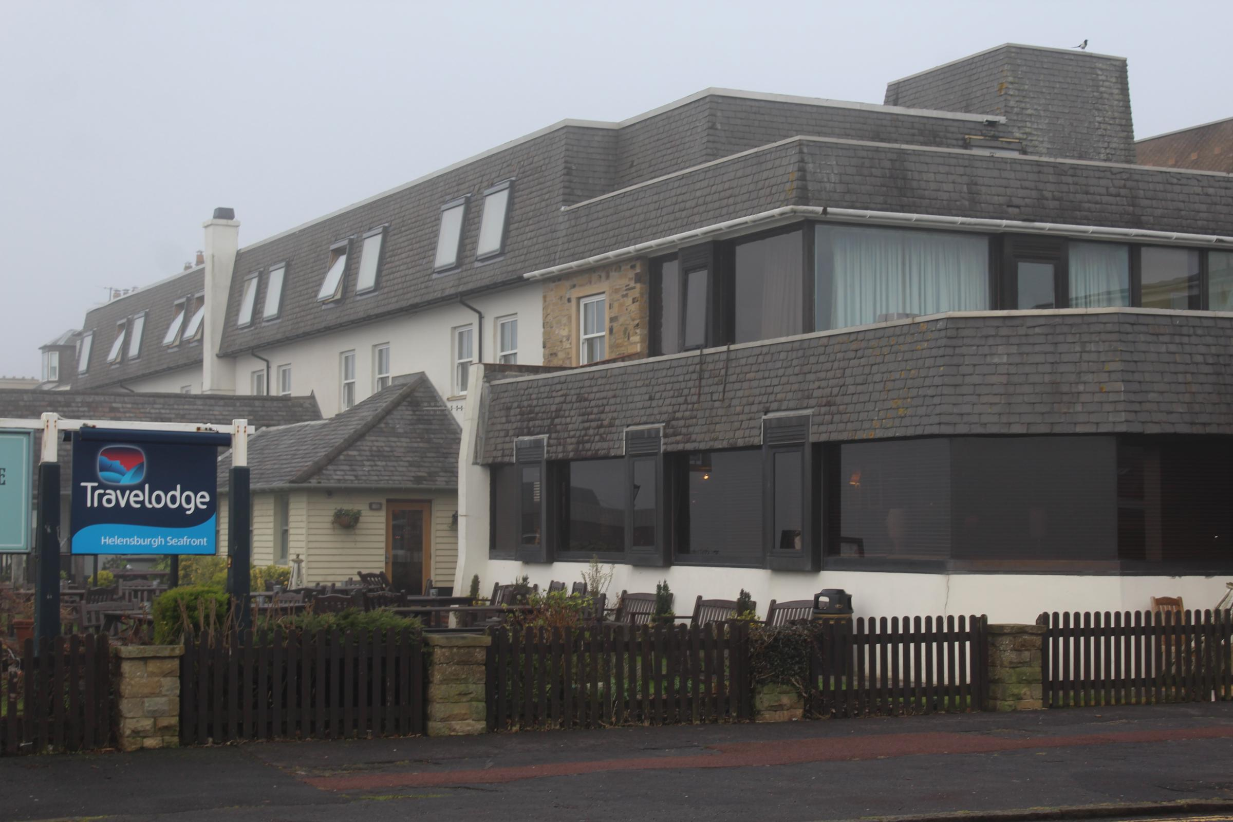 The Helensburgh Seafront Travelodge