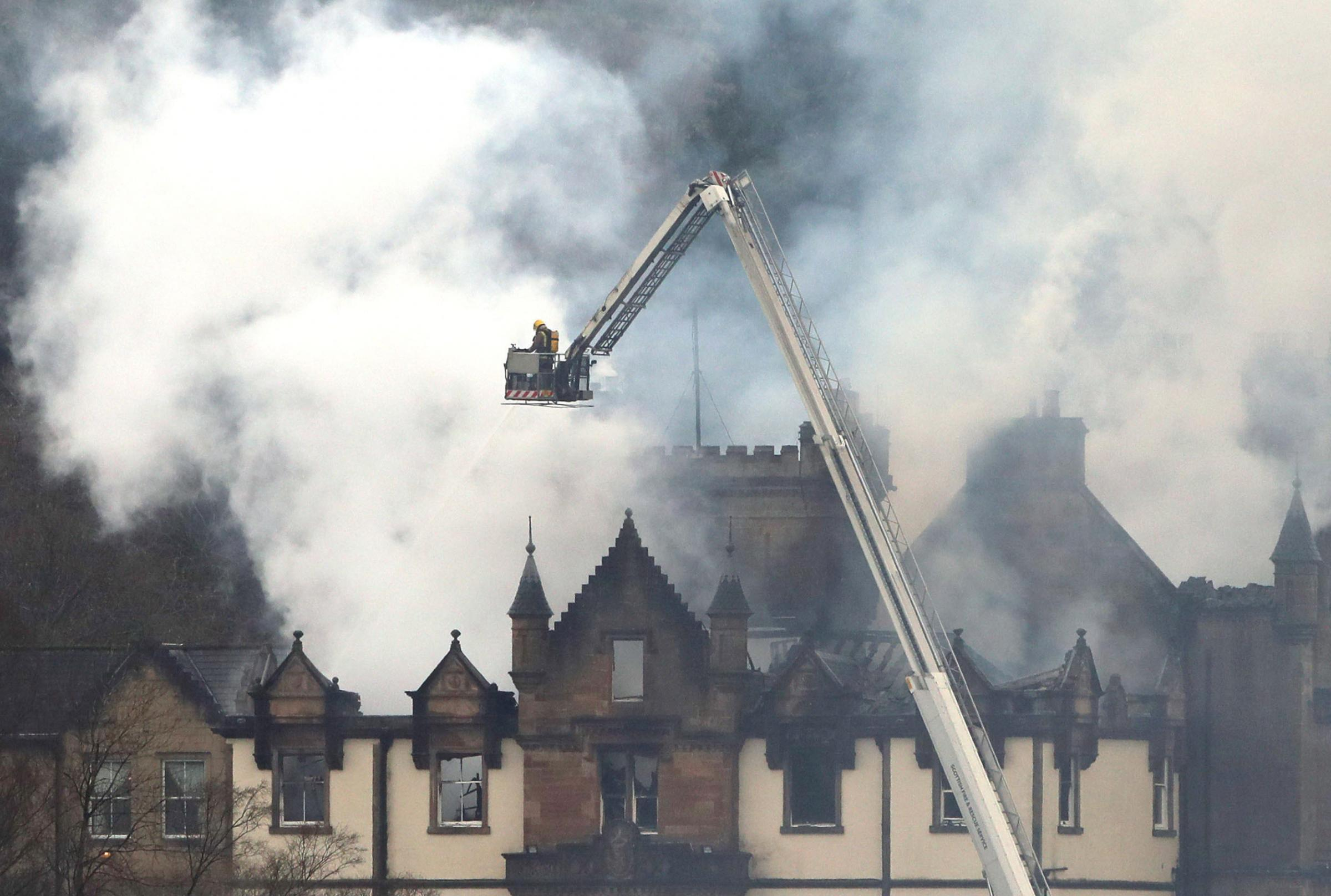 Lord Advocate reveals that it is not possible to say when decision will be made about future proceedings into Cameron House fatal fire inquiry