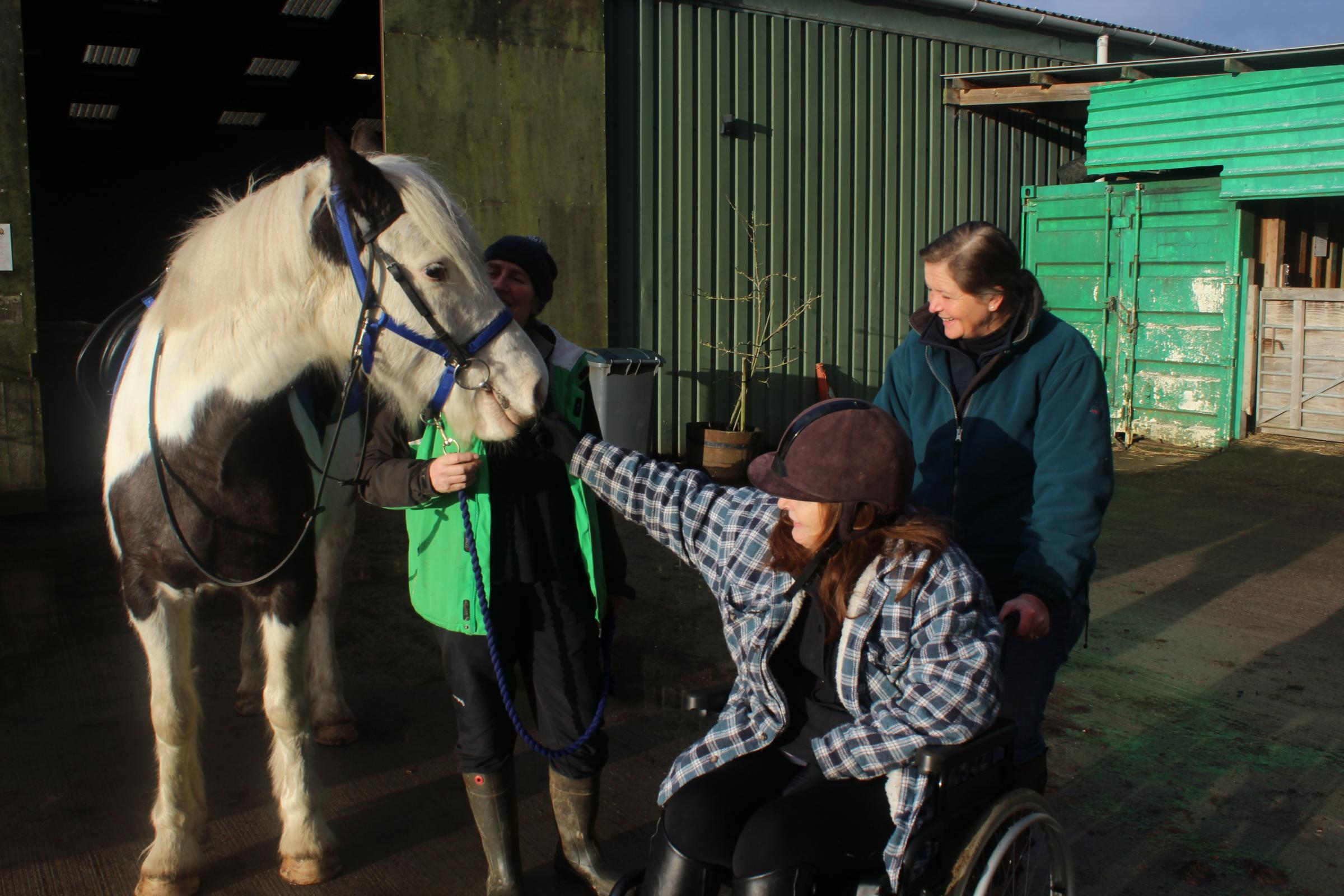 The Gareloch RDA group's efforts are highly praised by those who use the service
