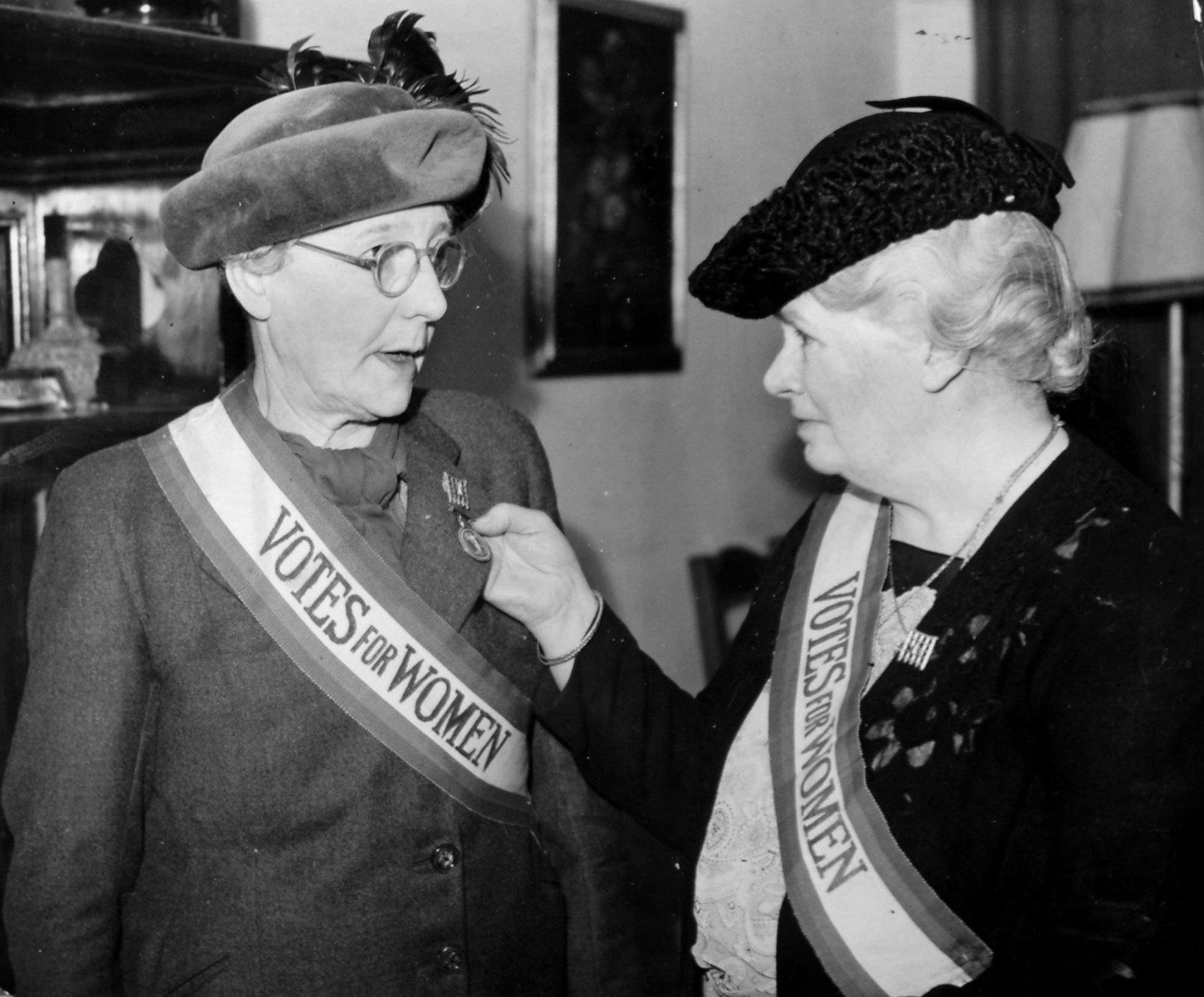 Janet Barrowman and Helen Crawfurd attended a Women for Westminster rally in Sauchiehall Street in 1949 â in Miss..Barrowmanâs case two months with hard labour â for campaigning for womenâs suffrage...Miss Barrowman was a leading member of the nationa