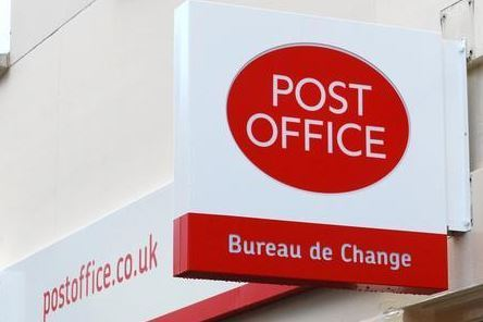 The post office in Arrochar has had its opening hours cut