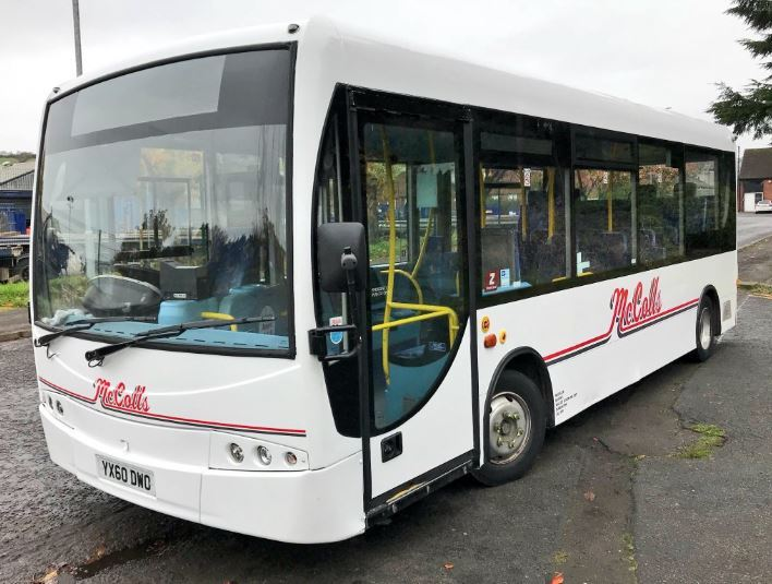 McColl's Travel Ltd will take over the 340 bus route