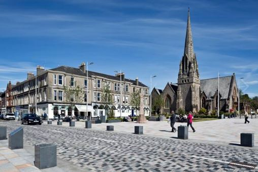 The 'Making Places' team wants to hear your thoughts on shaping Helensburgh's future