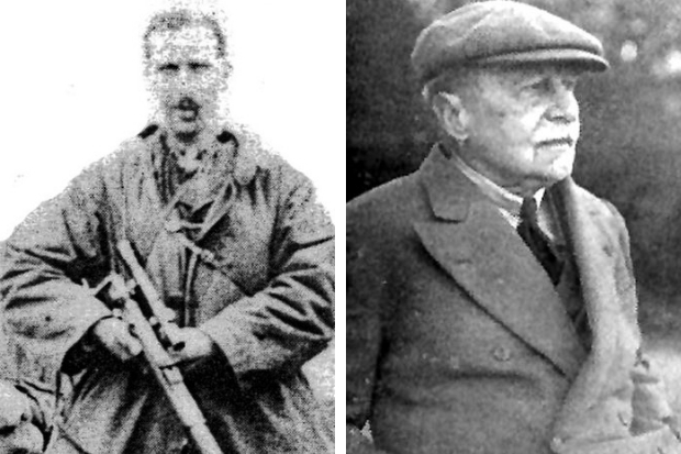 Eye on Millig: Scout and sniper pioneer is buried in Rosneath