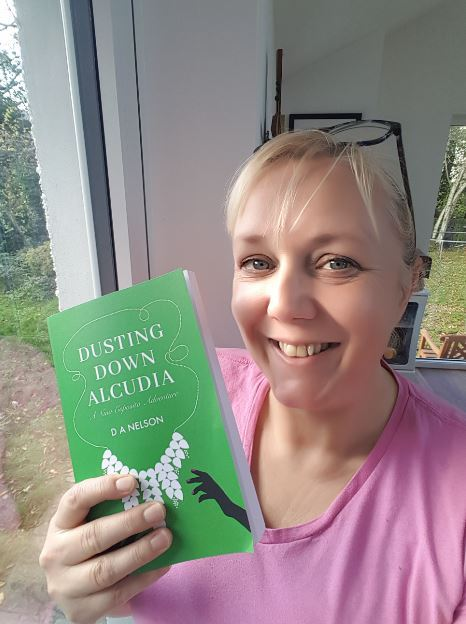 Cardross writer shares secrets from new book