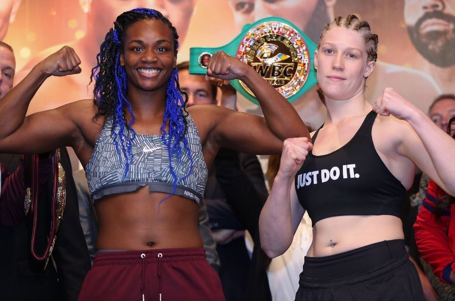 Claressa Shields and Hannah Rankin went toe-to-toe for the full 10 rounds in Kansas on Saturday night