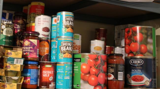 Shoppers may increasingly turn to stockpiling of tinned foods in the event of a no-deal Brexit