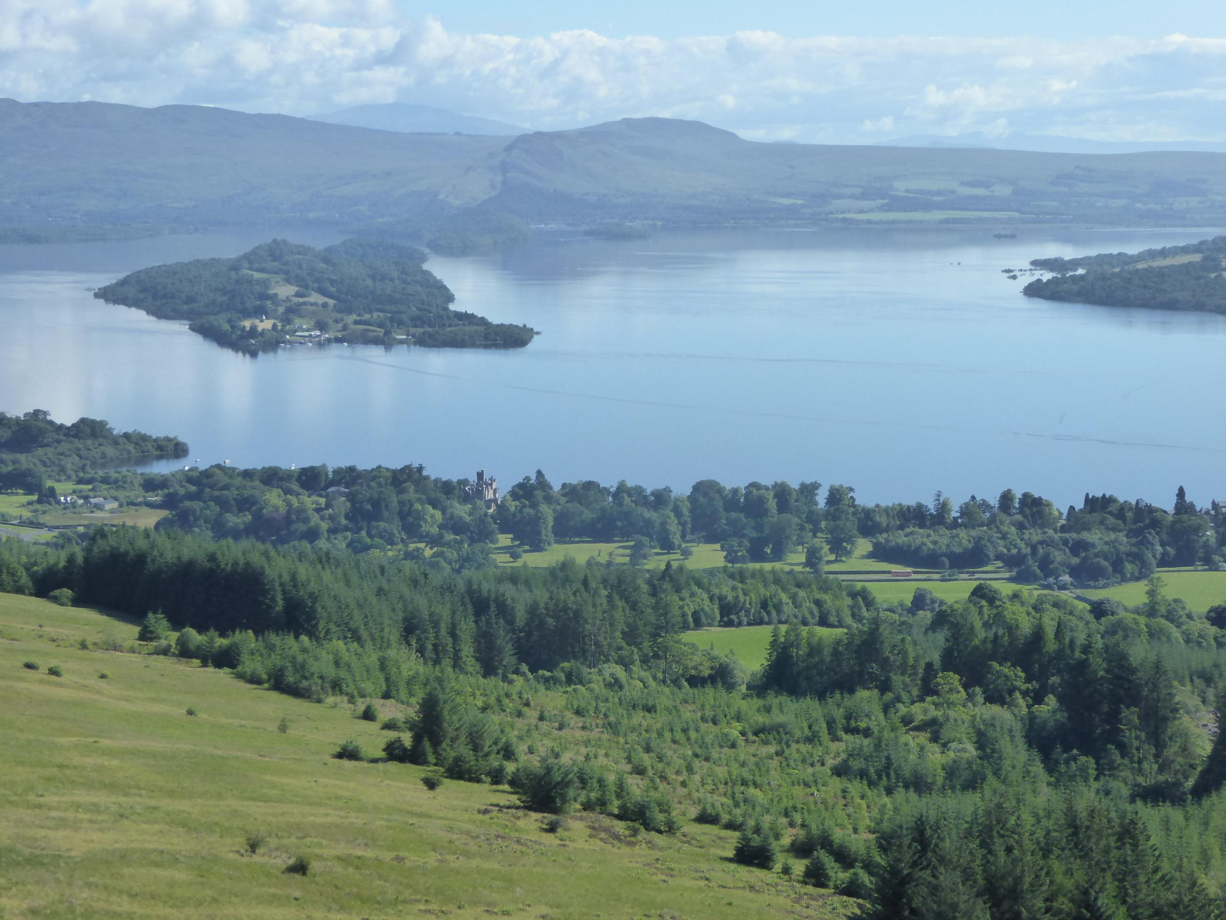 Loch Lomond could provide the backdrop for scenes in the new Lord of the Rings prequel, according to reports (Pic - Steven Flannigan)