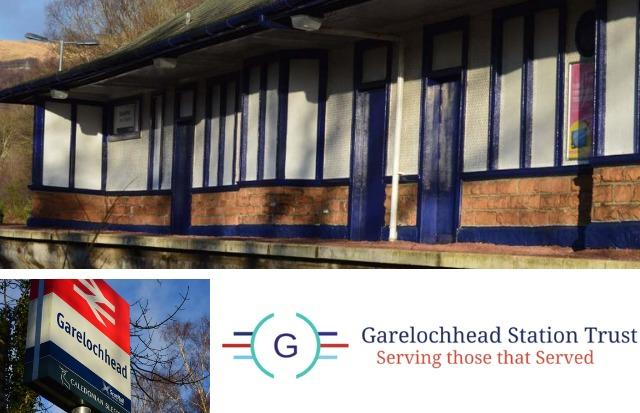 Garelochhead Station Trust is currently operating out of the village's Gibson Hall, but plans to move into the railway station buildings later this year