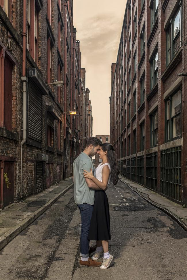 West Side Story was a tale of enduring love. (Picture: Lee Baxter)