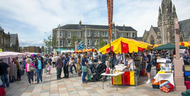 Helensburgh's Summer Festival will take place this year on Sunday, August 11