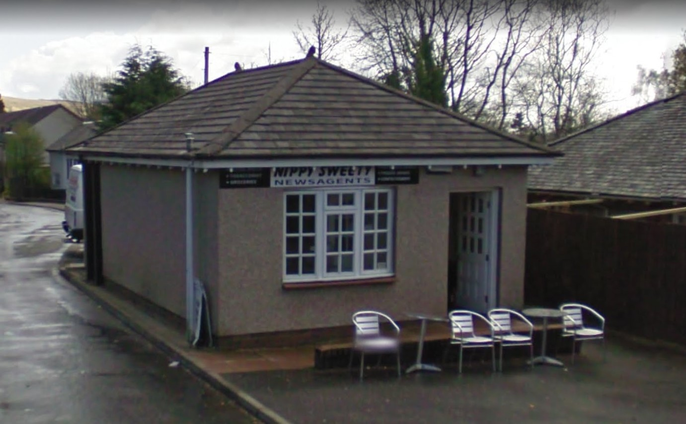 Parking restrictions have been imposed at the Nippy Sweety. Picture by Google Maps.