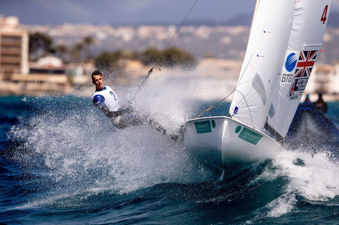 Sailing: Luke Patience on medal hunt at World Cup Series