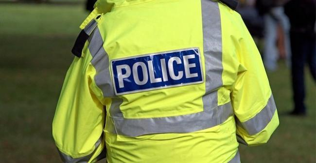 Police arrested one teenager and are hoping to trace another after the assault
