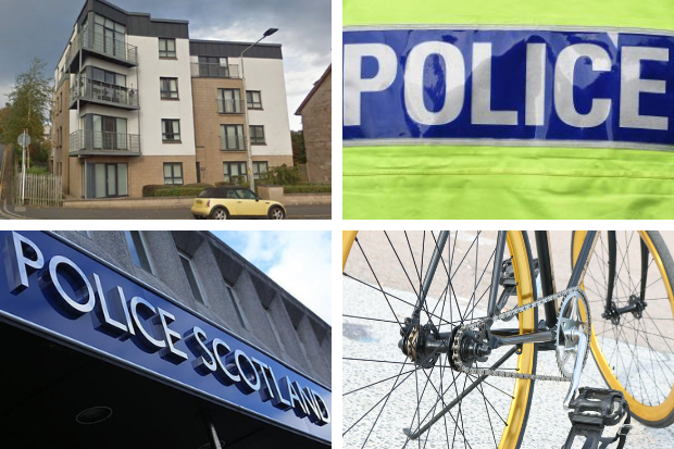 Police probe theft of £500 bike from Helensburgh flats