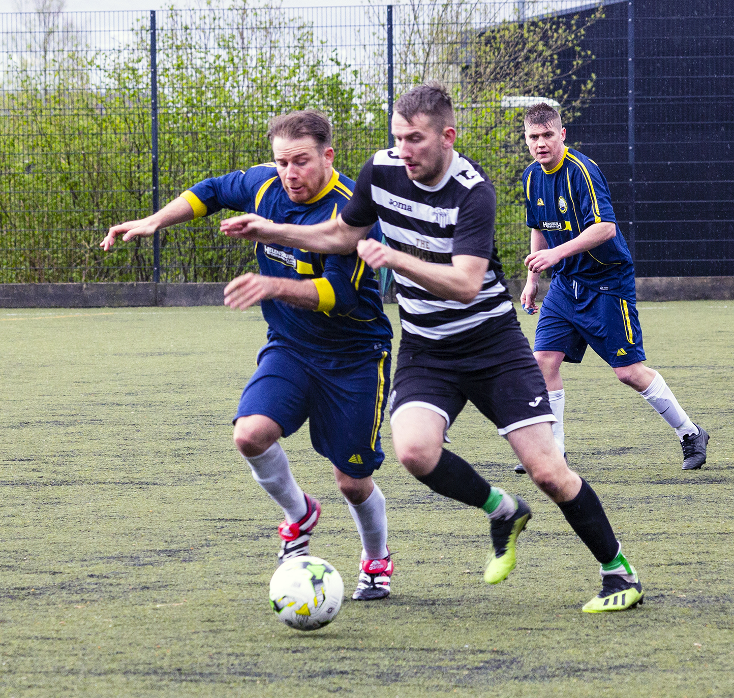 Helensburgh's win over Jordanhill on May 15 was their 13th league victory in a row