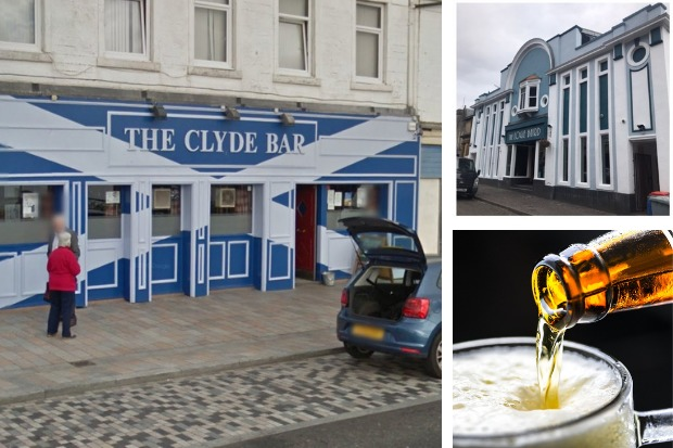 The Clyde Bar is the only Helensburgh pub left with a 2am weekend licence after the nearby Logie Baird's hours were reduced by the licensing board