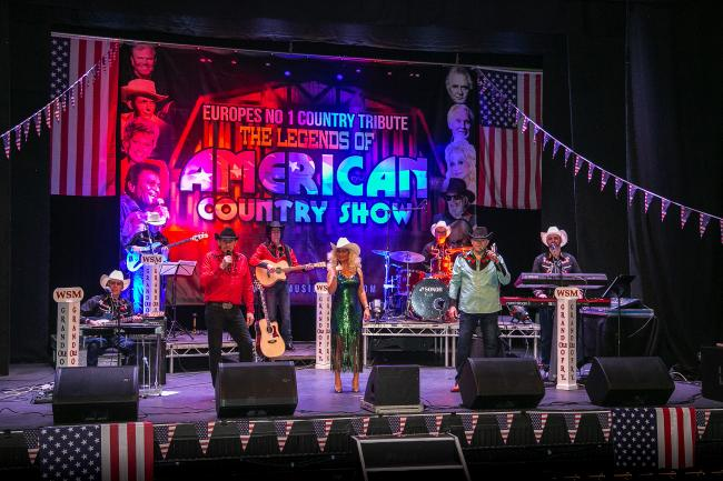 The Legends of American Country is at the Tower Digital Arts Centre on Thursday, May 23