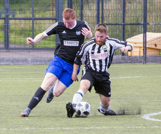 Helensburgh drew 3-3 with Cambria in their opening GGPAFL League Cup group fixture on August 17