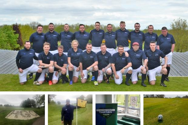 Scotland's best FootGolf players will compete in the Loch Lomond Open at Helensburgh Golf Club on Sunday, June 2 (Pics by Stewart Robertson/FootGolf Scotland)