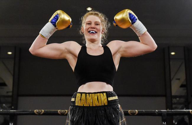 Hannah Rankin's IBO super-welterweight fight against Sarah Curran in Paisley on June 15 will be broadcast live on the BBC Scotland channel