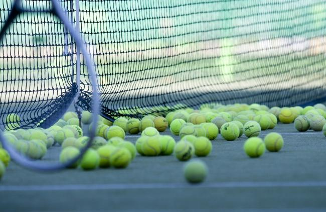 The junior camp at Helensburgh Tennis Club runs from June 1-5